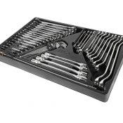 Набор инструментов для тележки JTC-3931 (1-я секция) 45 пр.