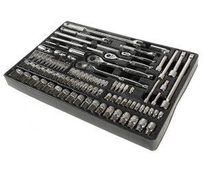 Набор инструментов для тележки JTC-3931 (3-я секция) 45 пр.
