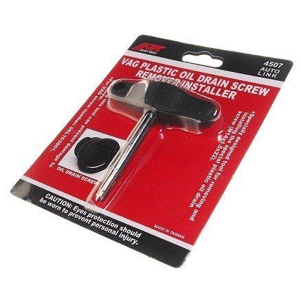 JTC-4507 Ключ для маслосливных пробок (VAG)
