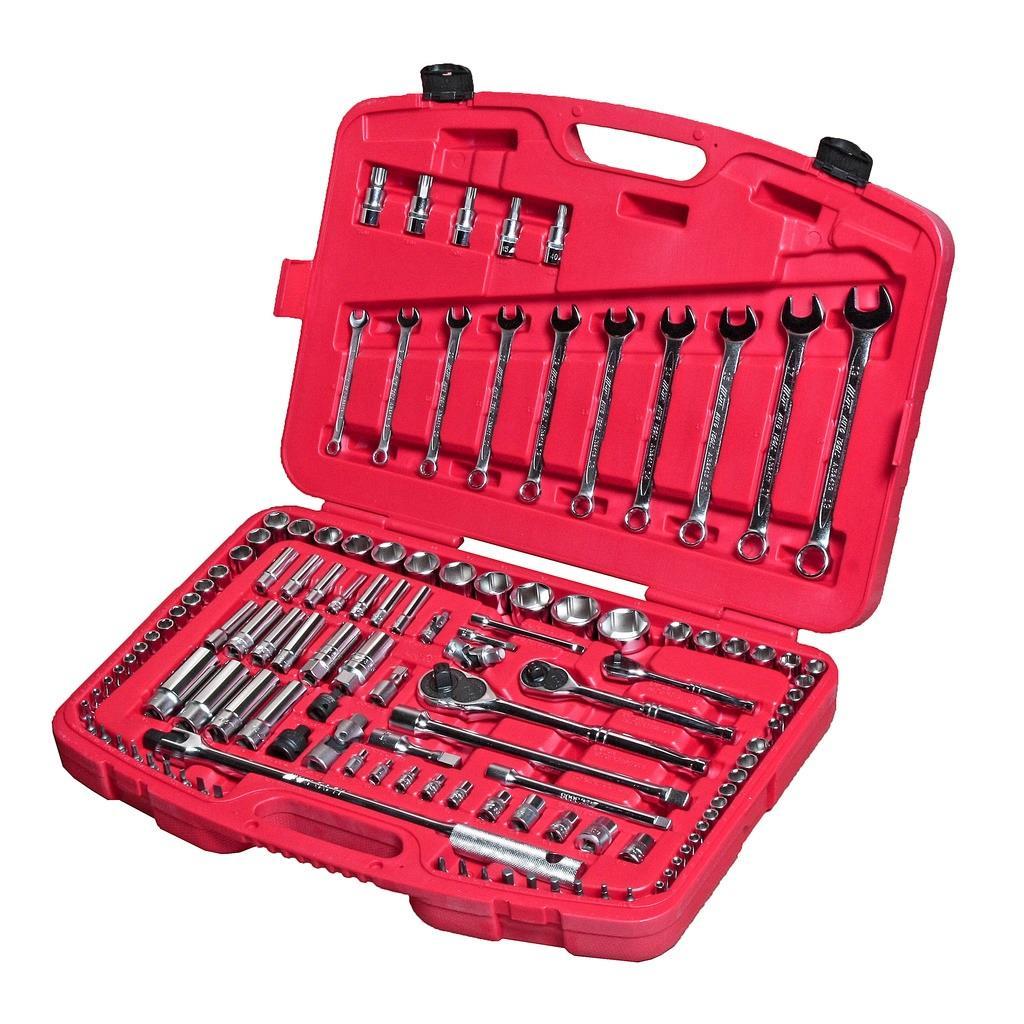 Набор инструментов 123 предмета