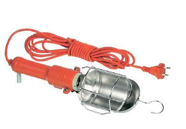 Лампа переносная ремонтная 220В 5 метров