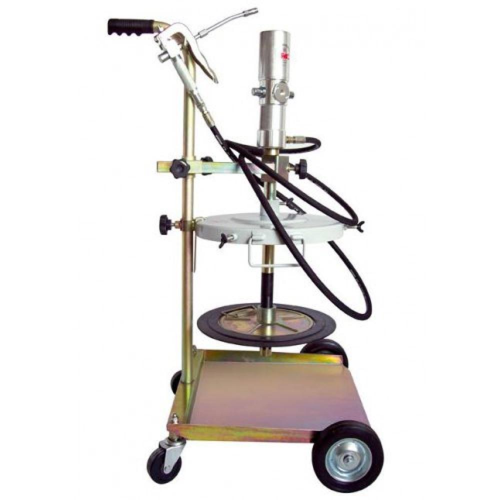 APAC 1780.Н Оборудование для раздачи консистентной смазки на тележке