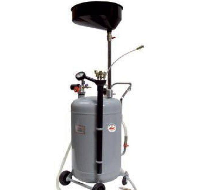 Устройство для слива и откачки масла 80 литров