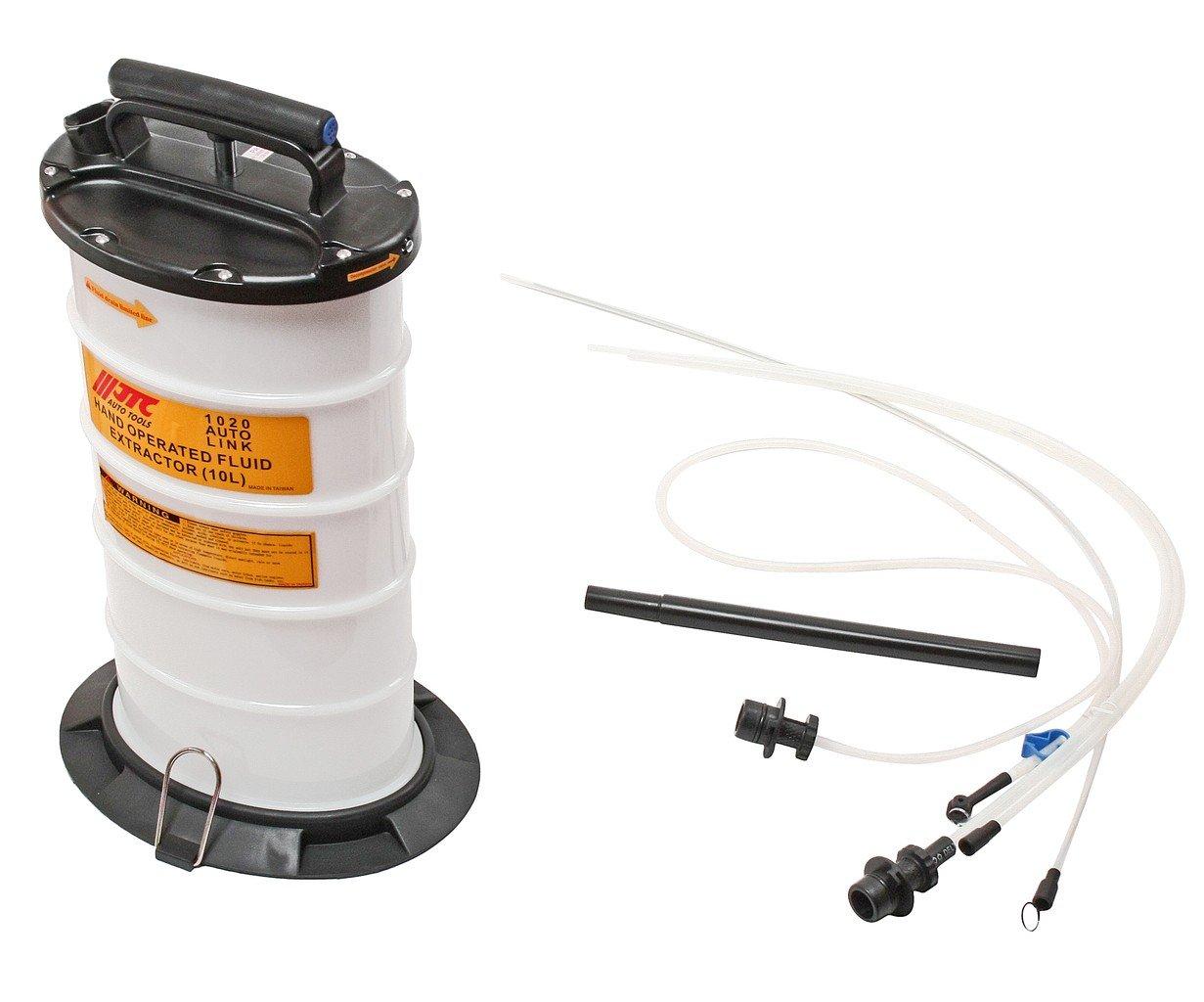 JTC-1020 Приспособление для технических жидкостей с ручным приводом, емкость 10л