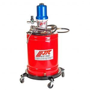 JTC-1034 Установка для подачи смазки пневматическая, емкость бака 20л