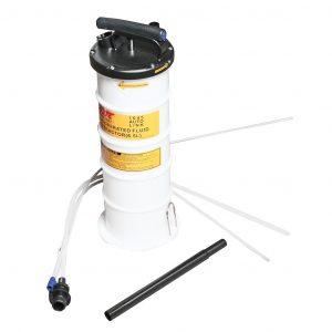 JTC-1045 Приспособление для технических жидкостей с ручным приводом, емкость 6.5л