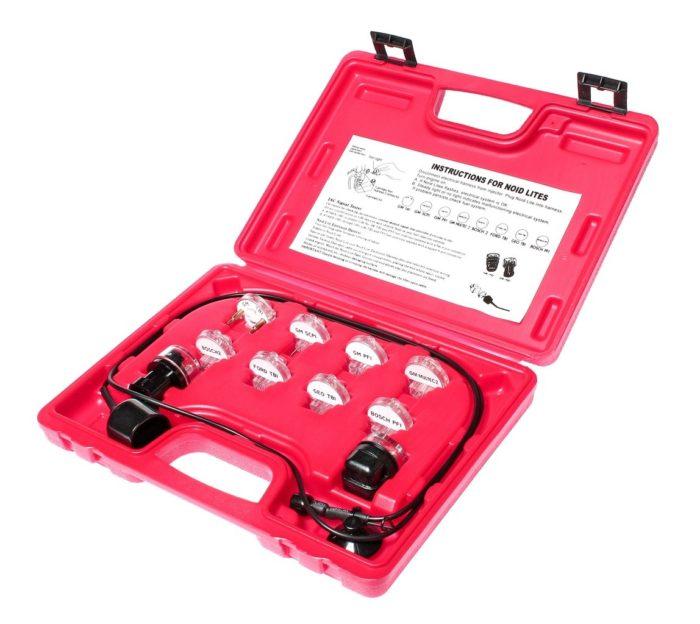 Набор индикаторов для сигналов электронных систем впрыска (TBI,PFI,SCPI)