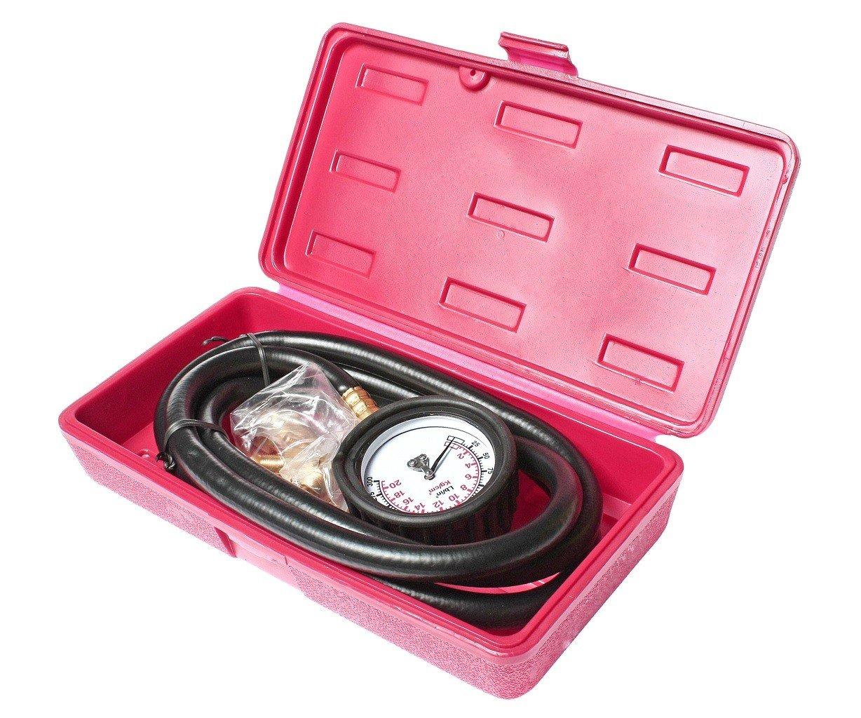 JTC-1256 Тестер давления масла с набором адаптеров