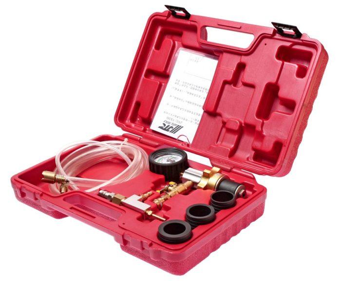 Набор для вакуумной откачки воздуха и замены жидкости в системе охлаждения