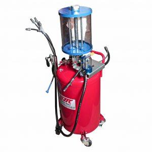 Устройство для откачки технических жидкостей, емкость бака 80л