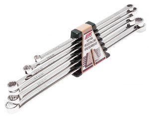 Набор ключей накидных удлиненных 12-гранных 10-21мм 6 пр.