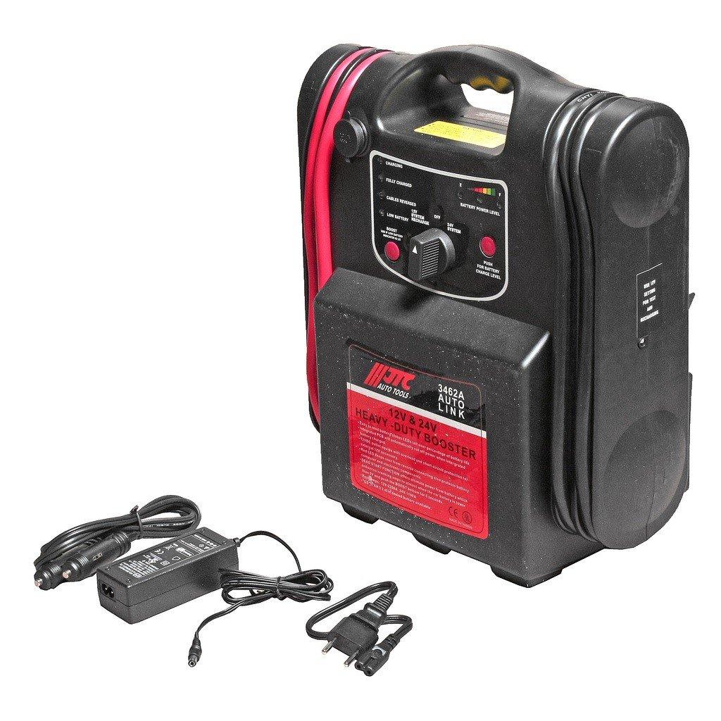JTC-3462A Пусковое устройство со встроенным аккумулятором 17Ач