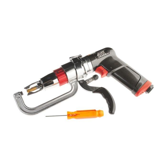 Пневмодрель для высверливания сварочных точек, патрон 8мм, 1800 об/мин, 90PSI
