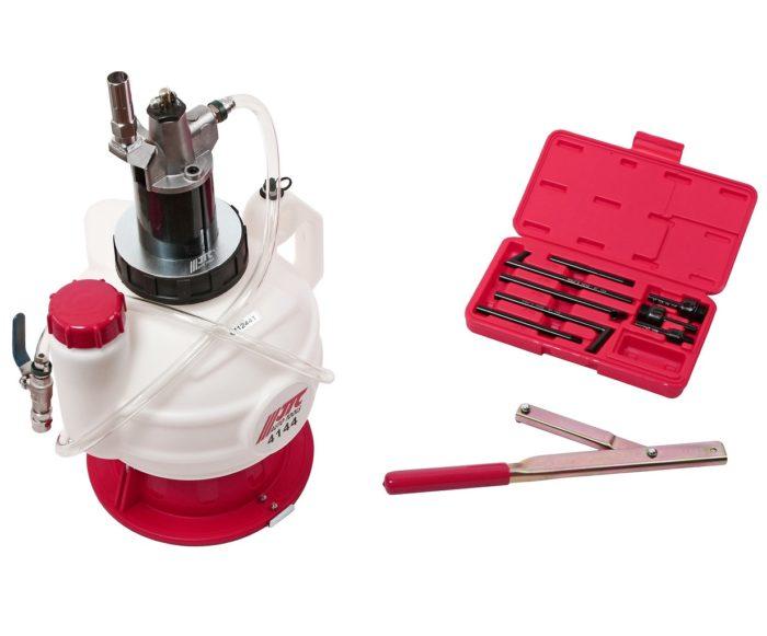 Диспенсер ручной для заправки АКПП жидкостью ATF
