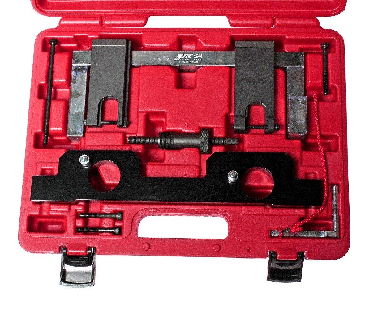 JTC-4280 Набор фиксаторов для установки фаз ГРМ (BMW N20, N26)