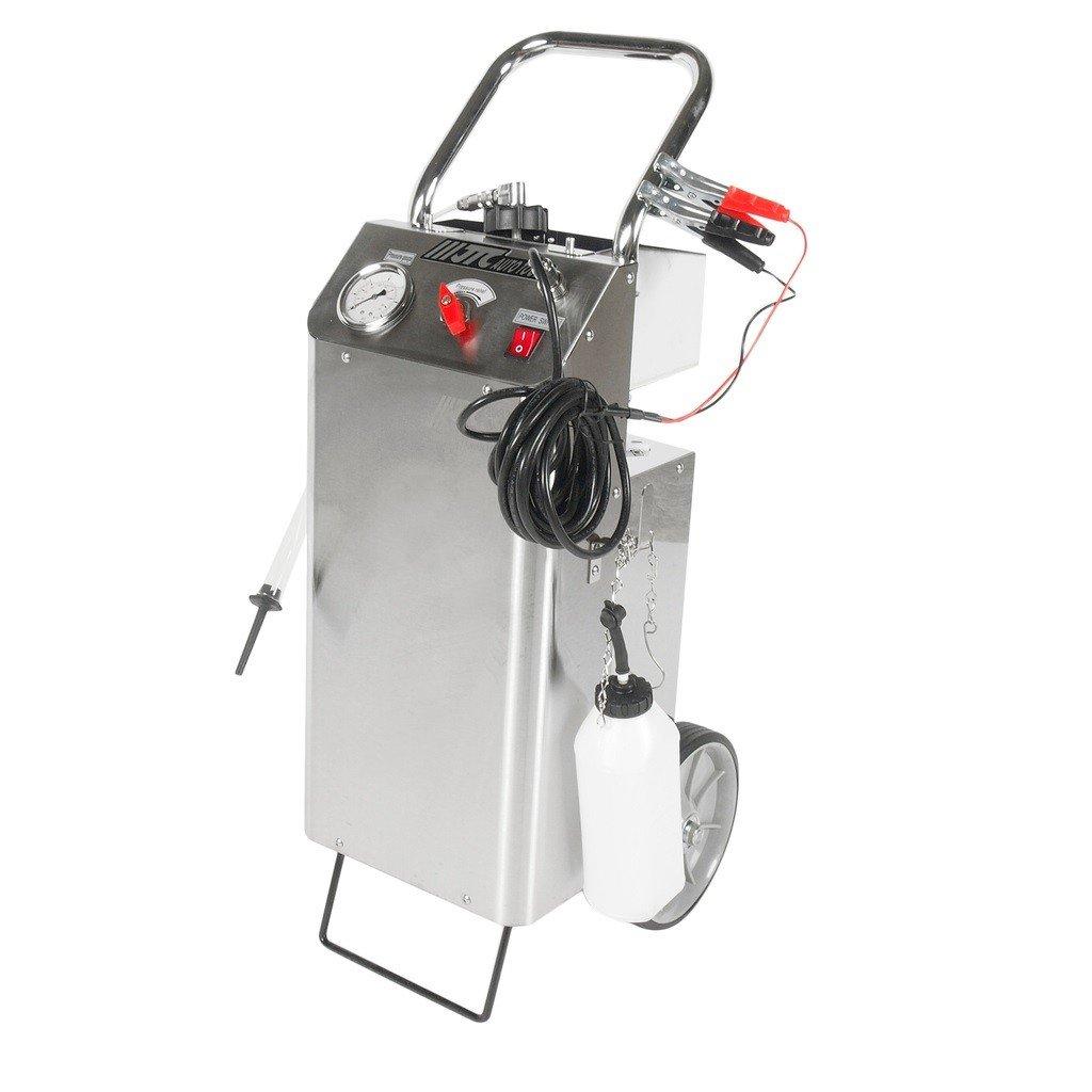 Приспособление для прокачки тормозов с электроприводом