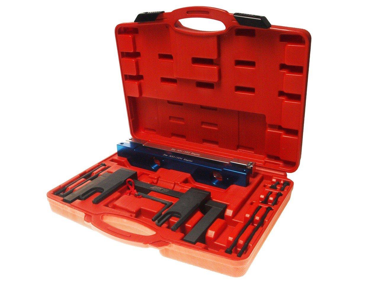 JTC-4619AB Инструмент для установки фаз ГРМ (BMW N51,N52,N53,N54)