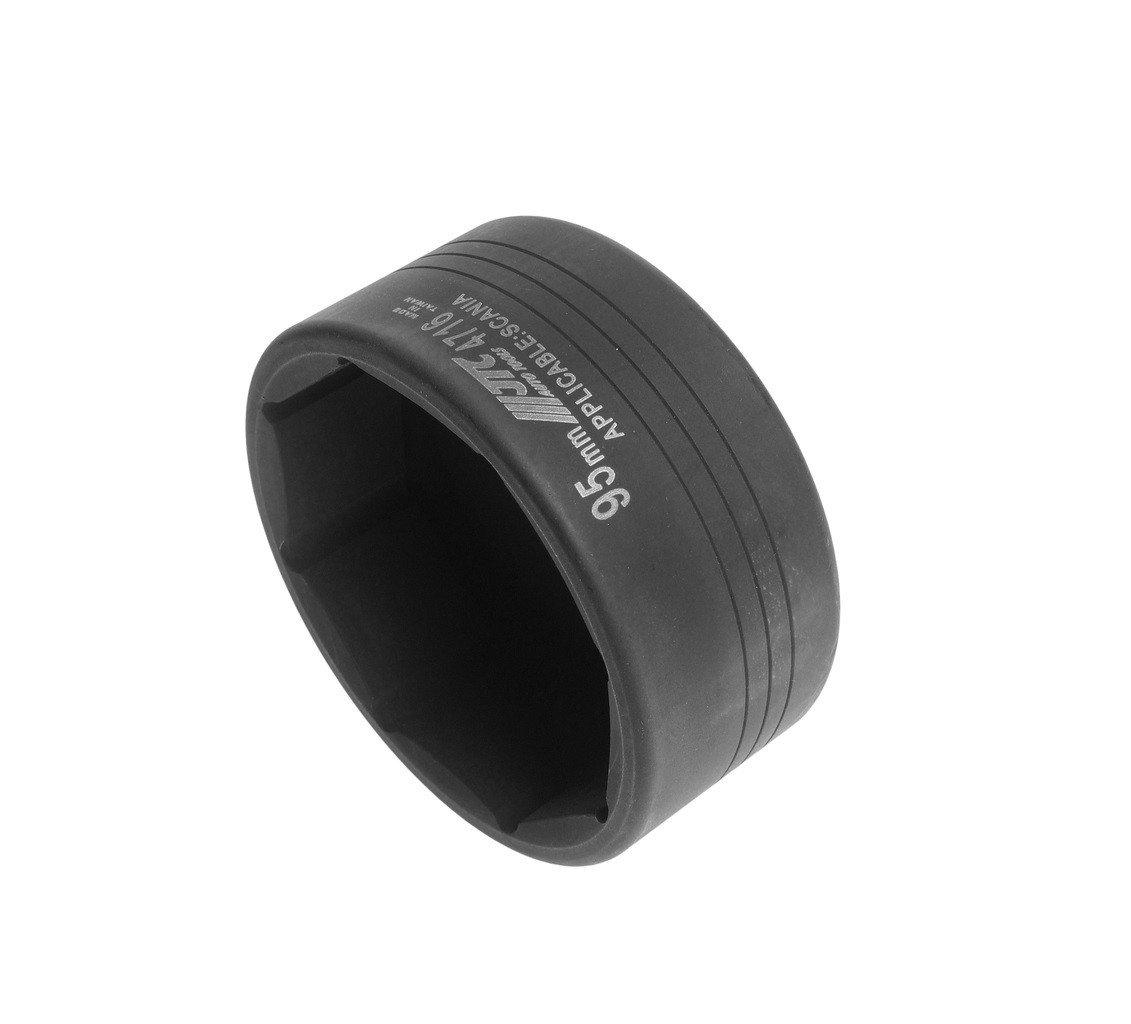 JTC-4716 Головка для гайки ступицы 8-гранная 1″ х 95мм (SCANIA)