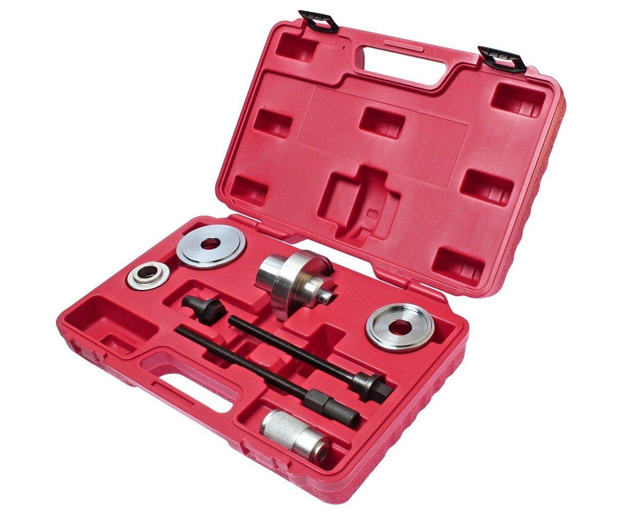 JTC-4853 Набор инструментов для демонтажа сайлентблоков рычагов подвески VW,AUDI A2 7