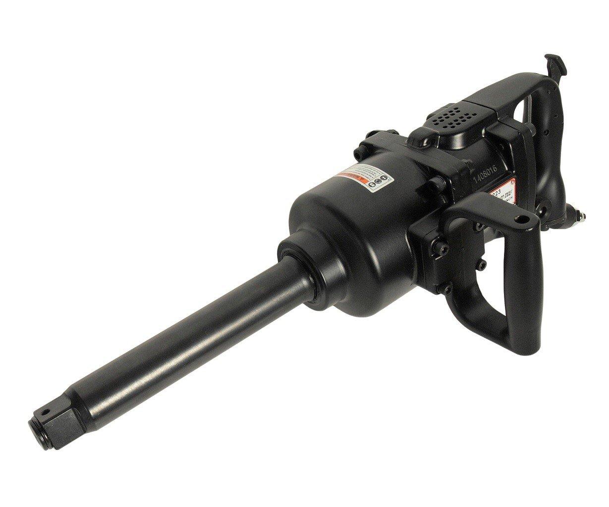 Пневмогайковерт ударный 1» облегченная конструкция (3390 Nm)