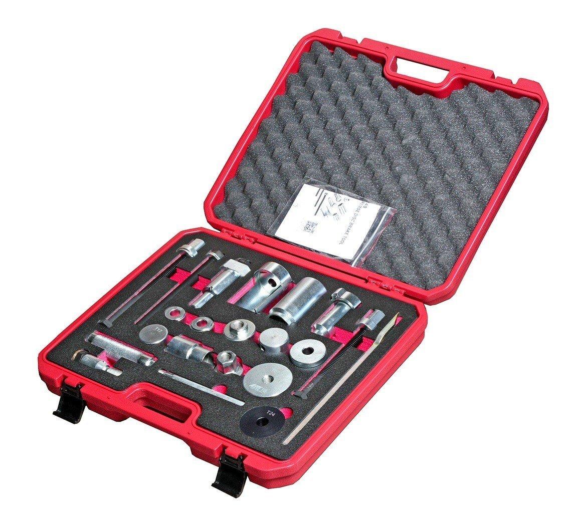 JTC-5240 Набор для тормозного диска и колодок дисковых тормозов KNORR-BREMSE