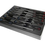 Набор отверток SL 3.0-SL8.0, PH0-PH3 силовых 14 предметов