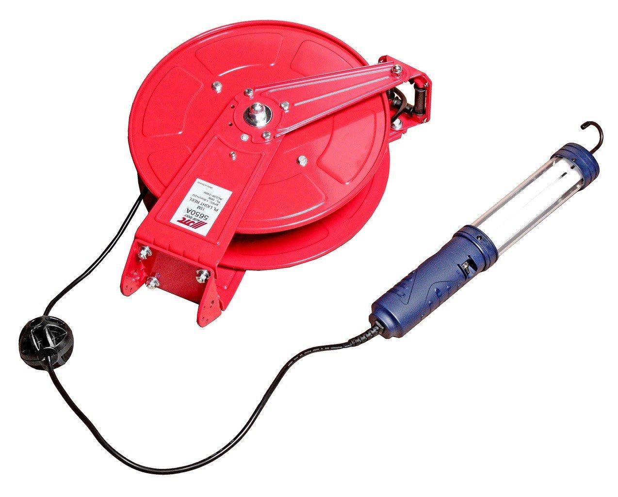 JTC-5650A Удлинитель со светильником , провод 2мм, длина 15м