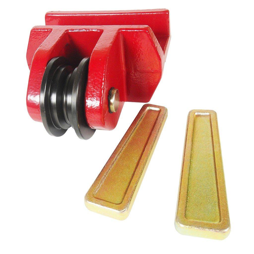 JTC-8P110 Шкив для цепей размером 5/16″ и 3/8″ (2 фиксирующих штифта)