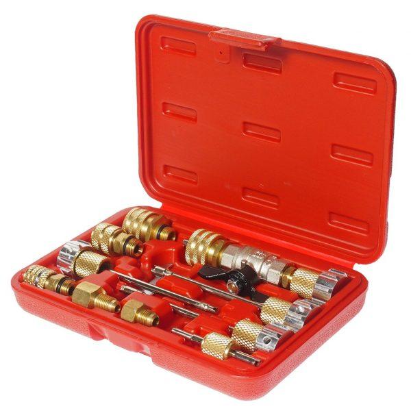 Набор для снятия и установки клапанов кондиционира (в кейсе)