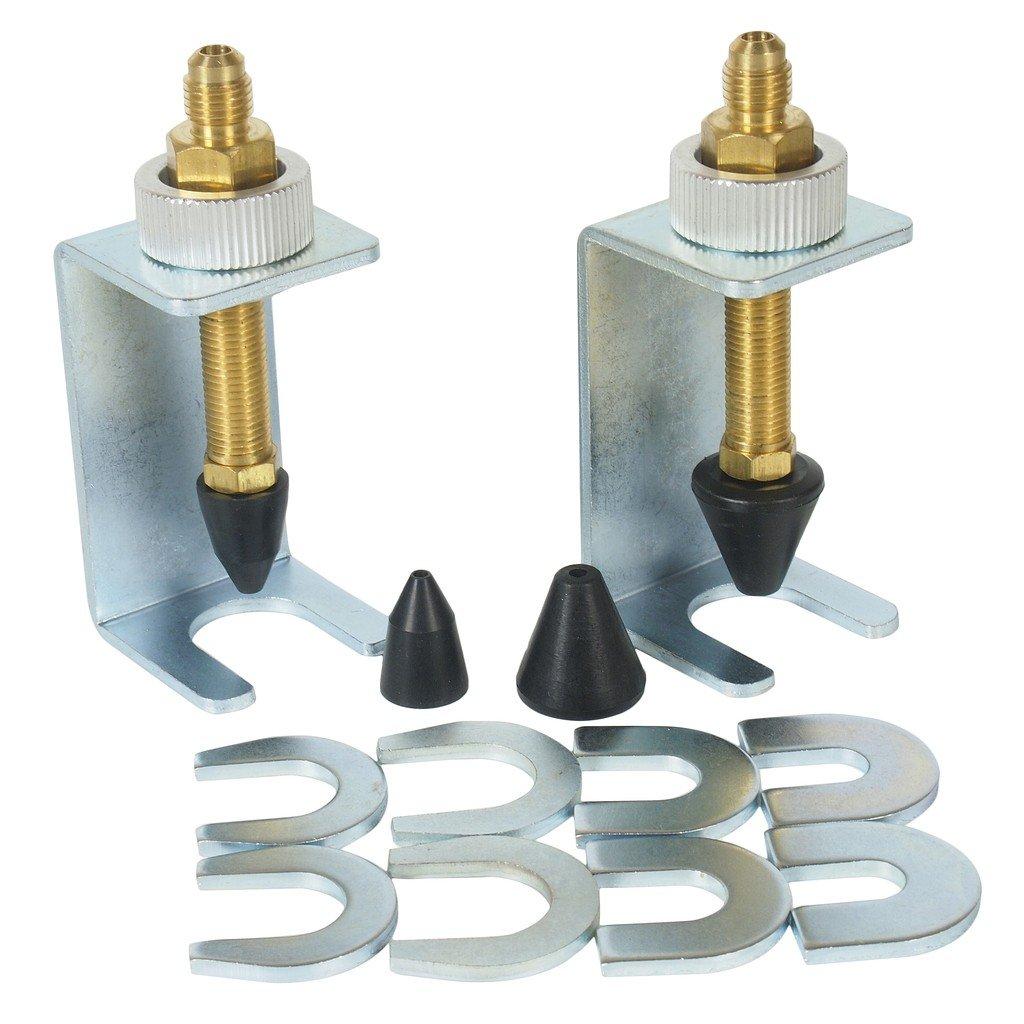 JTC-4317 Набор адаптеров для тестирования системы кондиционирования (в кейсе)