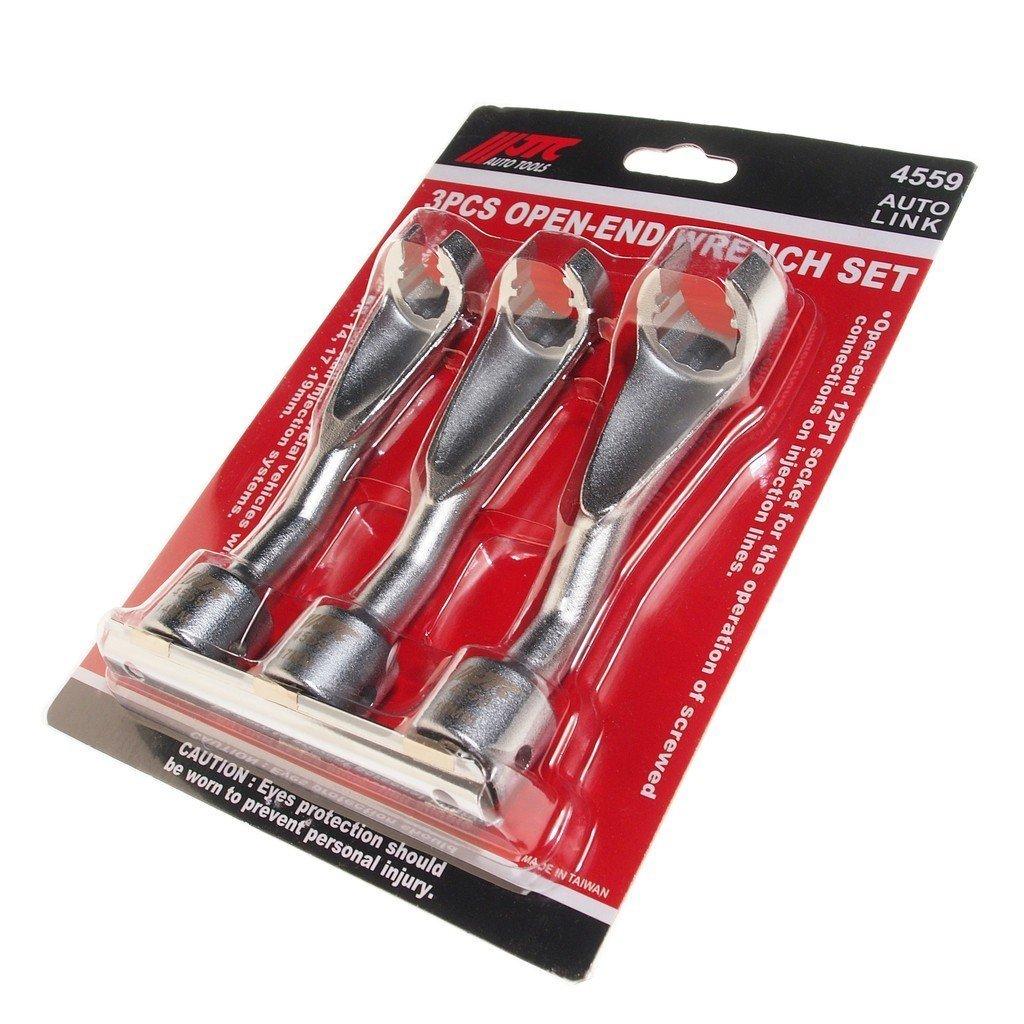JTC-4559 Набор специальных ключей для топливных соединений (3 шт.)