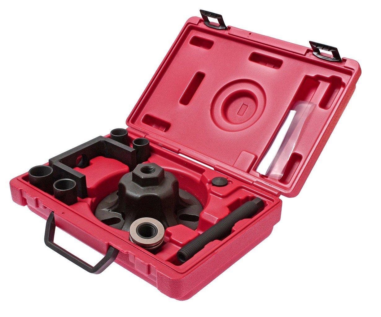 JTC-4873 Съемник ступицы с адаптерами М22х1.5, М24х1.5, М27х1.5, М30х1.5