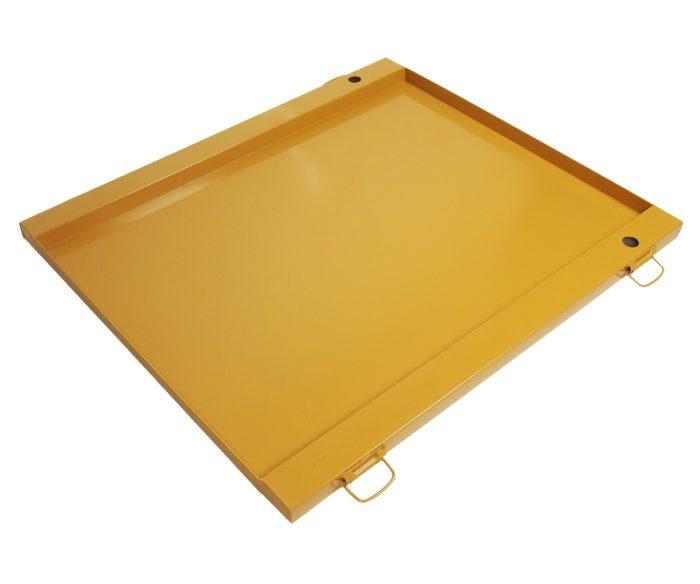 Лоток дренажный металлический для ES809