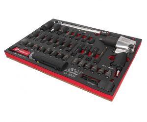 Набор инструментов в ложементе для шиномонтажных работ 37 предметов