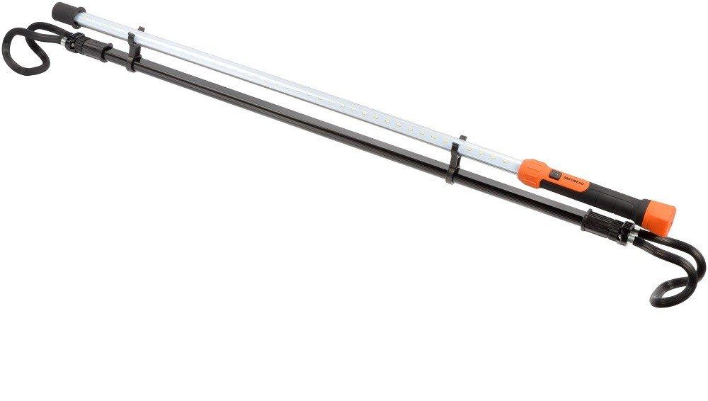 A44300 Светодиодная подкапотная лампа 40SMD, 800Lm, Li-ion 3600mAh