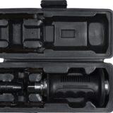 Отвертка ударная с битами 7 предметов (пластиковая ручка)