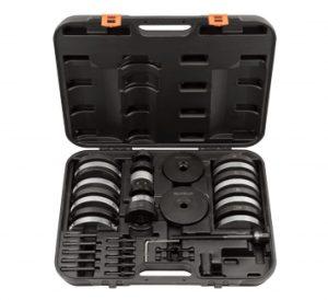 A40902 Набор для замены подшипников ступиц VAG 41 предмет
