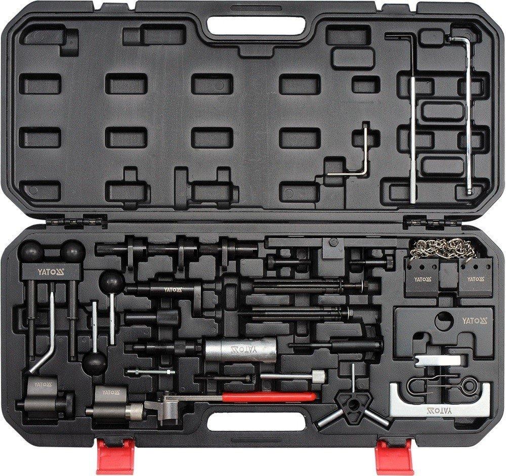 YT-06015 Набор фиксаторов для установки фаз ГРМ (VW,AUDI)