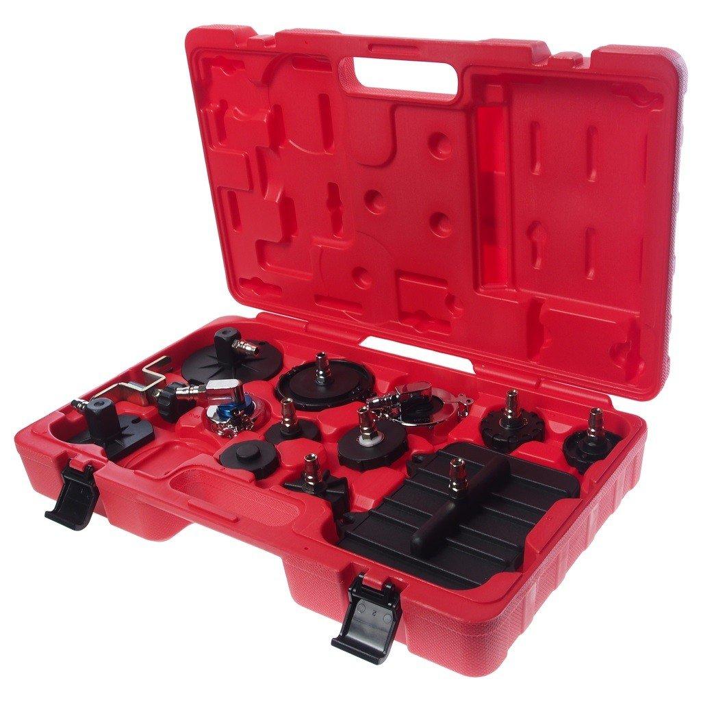 JTC-4332-P Набор адаптеров для приспособления для прокачки тормозов 4332