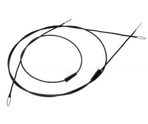 JTC-5112 Приспособление для протягивания проводов через отверстия, длина 730мм и 1500мм (2шт.)