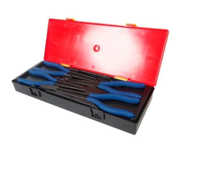 JTC-K5042 Набор инструментов 4 предмета слесарно-монтажный