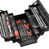 Ящик с инструментами 62 предмета