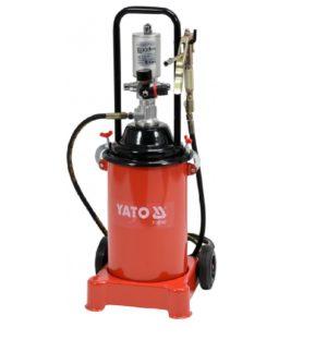 Пневматический нагнетатель смазки 12 литров .0,6-0,8МРа
