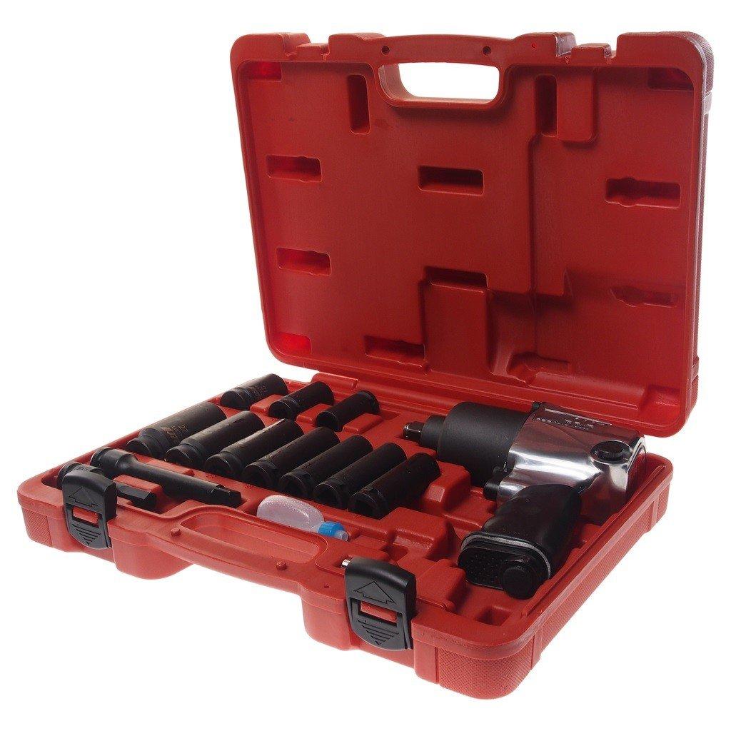 JTC-7663K1 Набор шиномонтажника 15 предметов в кейсе