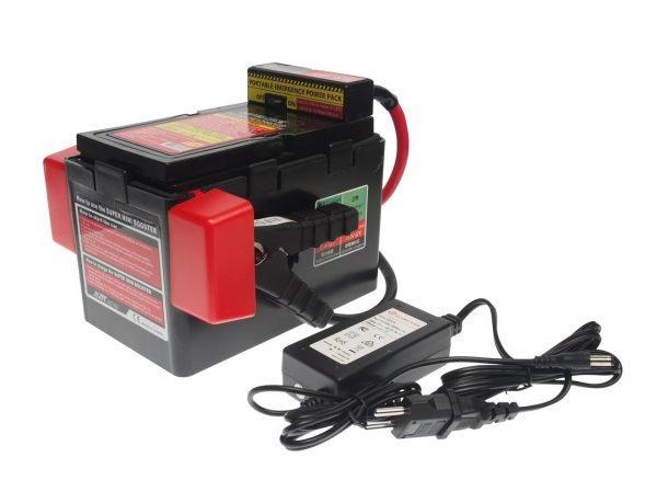 Пусковое устройство 12V/20Ah, макс. пуск. ток 1800А