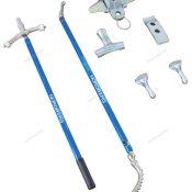 Инструмент для демонтажа грузовых шин (полный набор)