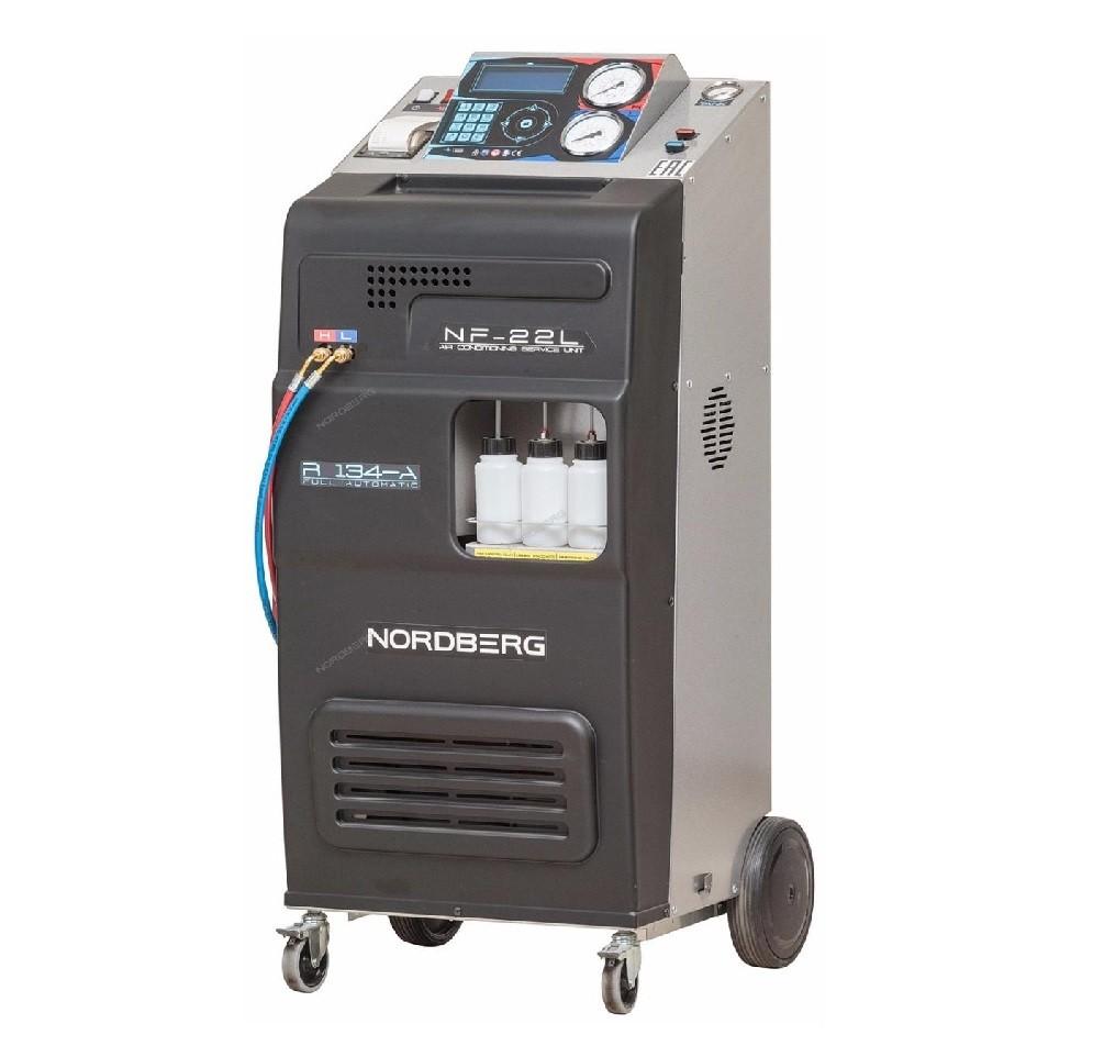 .Nordberg NF22L Автоматическая установка для заправки кондиционеров