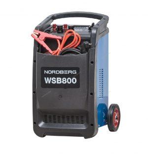 Пуско-зарядное устройство 12/24V макс ток 800A