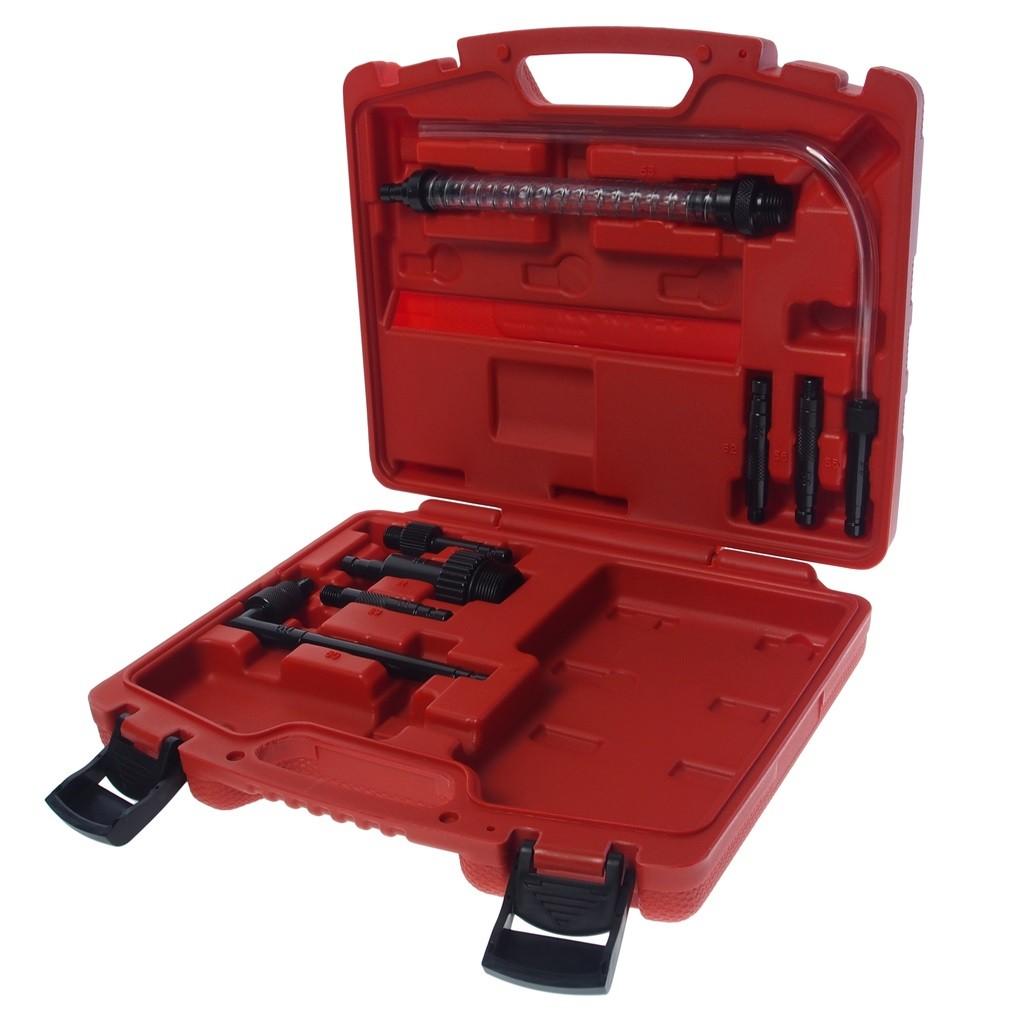 JTC-6624 Набор адаптеров для приспособления перекачки масла JTC-4252