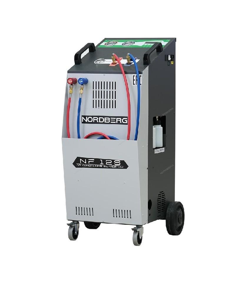 .Nordberg NF12S Автоматическая установка для заправки кондиционеров, 12 л
